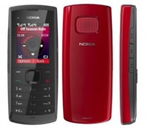 Das Nokia-X101 hat sogar Dual-SIM.